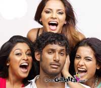 Theeratha Vilayattu Pillai remake of Bachna Ae Haseeno?