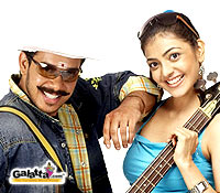 Bhargava  shoot progressing briskly�