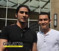 Prateik has great potential, says Aamir!