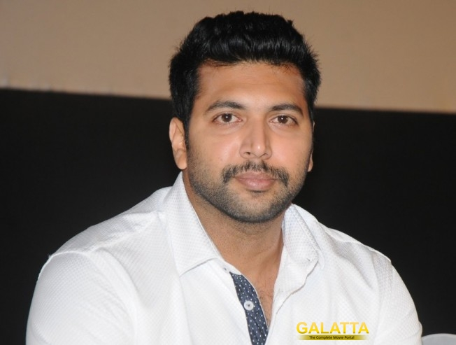 Jayam Ravi is the Most Committed Actor
