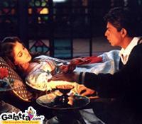 SRK   and   Ash   together!