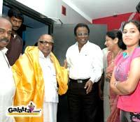 CM watches  Thaamirabharani  show