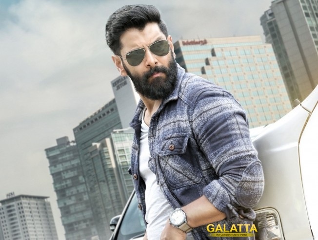 Iru Mugan release postponed in Karnataka?