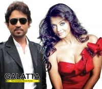 Aishwarya to make a comeback with Irrfan