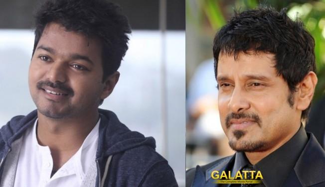 Vijay, Vikram for Shankar?