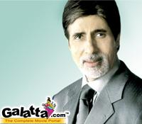 Big B watches   Ek Ajnabee   in hospital
