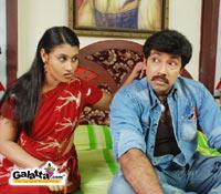 Pettai Muthal Kottai Varai: Sathyaraj in�different role