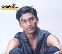 A confident  Dhanush