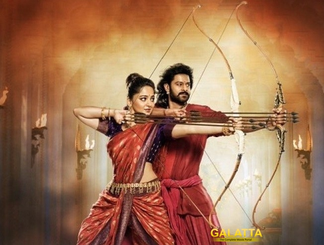 Bahubali 2 poster trending on social media!