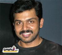 Karthi speaks Telugu for Aayirathil Oruvan - Tamil Cinema News