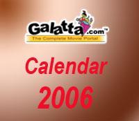 Galatta  Star  Calendar 2006