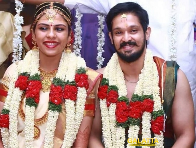 Nakul gets hitched