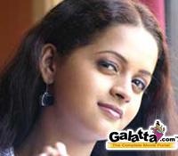 Bhavana's  first break in Tamil
