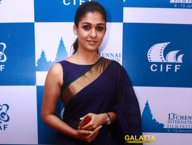 Nayan under Sundar C's direction?