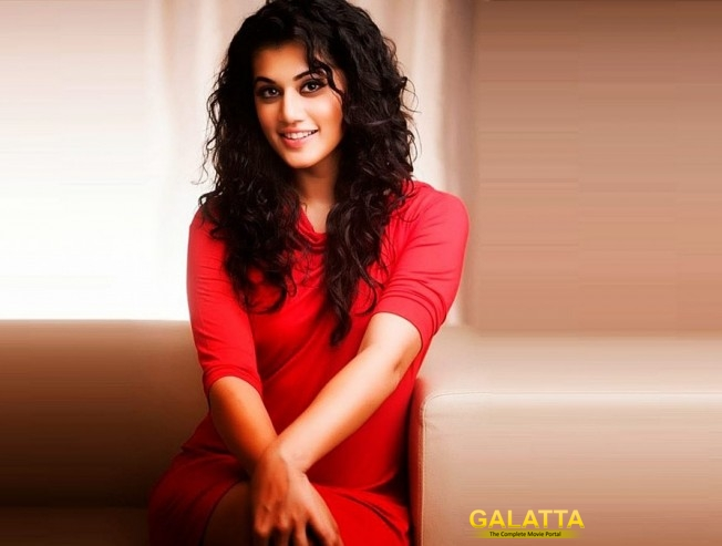Taapsee Lashes Trolls Who Questioned Why Heroines are all Glamdolls