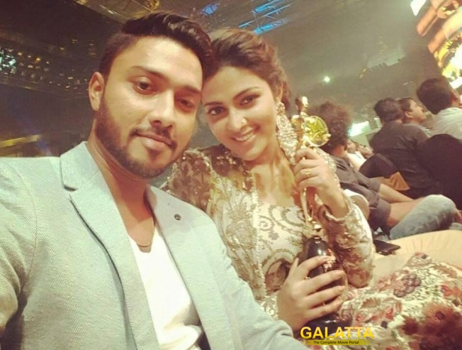 Amala Paul's bro, Abijith is the new baddie in town