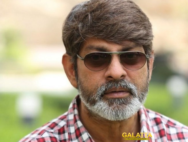 Jagapathi Babu is the new baddie in town