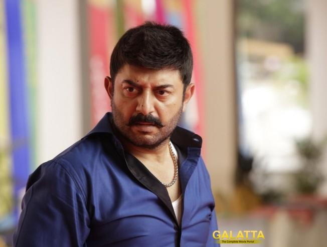 Arvind Swami To Not Endorse Bhaskar Oru Rascal Next Release Date