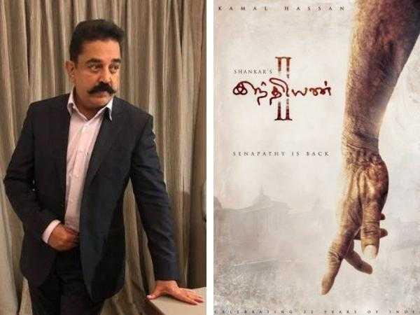 Breaking News On Indian 2 Shooting!  - Tamil Cinema News