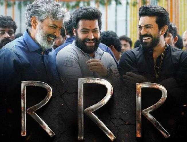 SS Rajamouli RRR Heroines Revealed Alia Bhatt Daisy Edgar Jones Ram Charan Jr NTR - Tamil Movie Cinema News