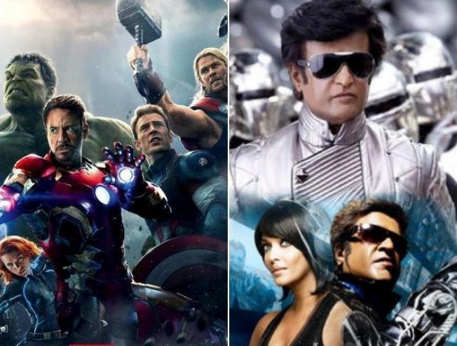Joe Russo Reveals Avengers Age Of Ultron Inspired From Shankar Rajinikanth Movie Enthiran Robot