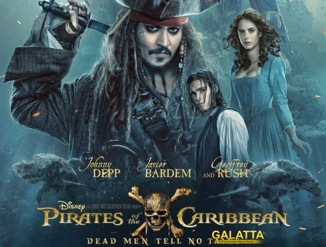 Disney's Pirates of Caribbean Withheld by Ransomware