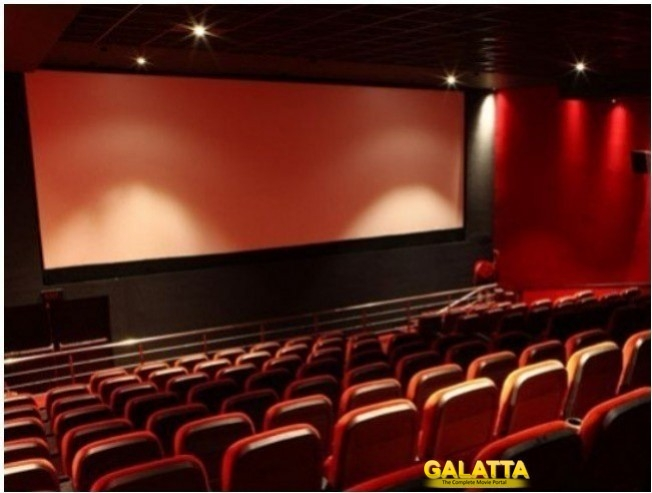 Theatres In Tamil Nadu To Go Into Shut Down Mode From March 16
