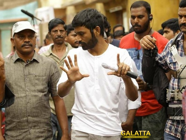 Dhanush Approaches Kiccha Sudeep For Role In His Period Film