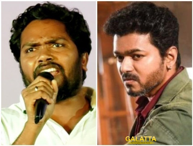 Thalapathy Vijay Sarkar Controversy Pa Ranjith Issues Statement AR Murugadoss