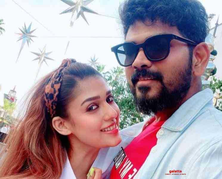 விக்னேஷ் சிவனின் அசத்தலான காதலர் தின பதிவு !- Tamil Movies News