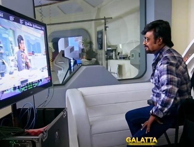 2 Point 0 Rajinikanth Image Derby Police Superstar Thalaivar - Tamil Movie Cinema News