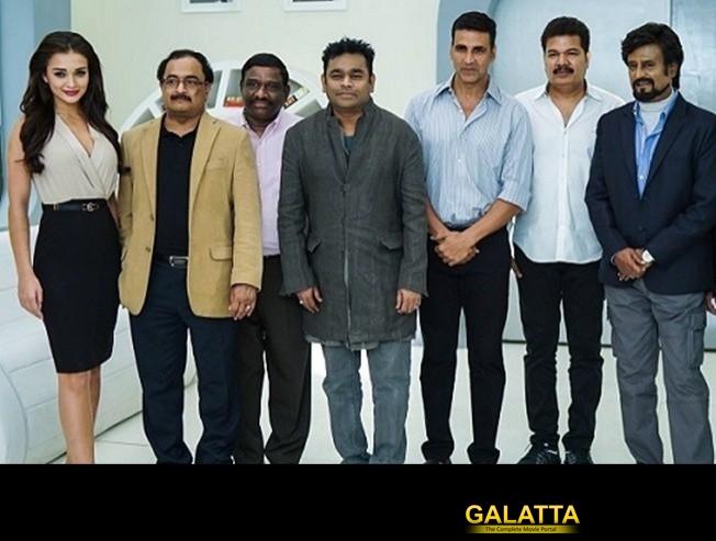 Rajinikanth 2 Point 0 Audio Launch Details Announced