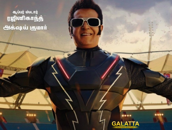 Rajinikanth Look Making Video From 2Point0 Has Arrived