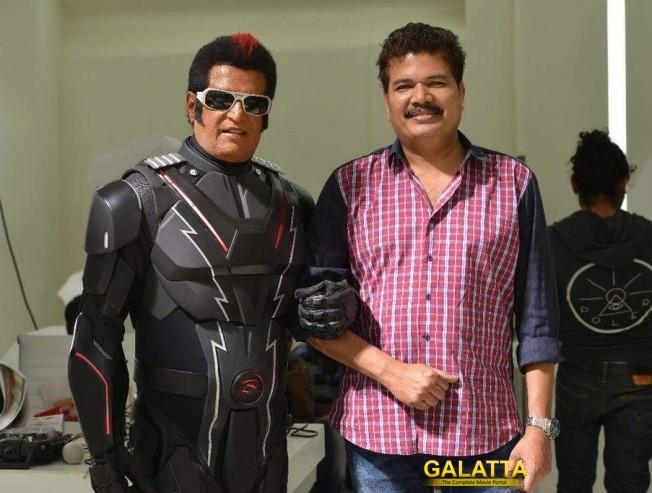 2 Point 0 First Indian Film To Feature SRL4D Sound Rajinikanth Shankar Akshay Kumar