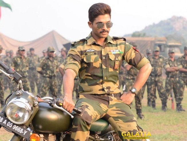 Allu Arjun to Get a Rugged Look for Naa Peru Surya