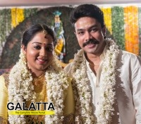 Actor Harish ties the knot with Dr. Abhinaya