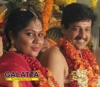 Vidharth ties knot to Gayathri Devi