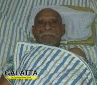 Veteran actor Kasim admitted in hospital!