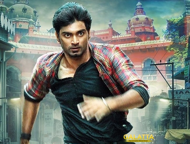 Atharvaa's Look in Kanithan