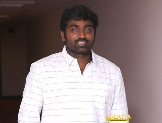 Vijay Sethupathi dubs for Kattappa