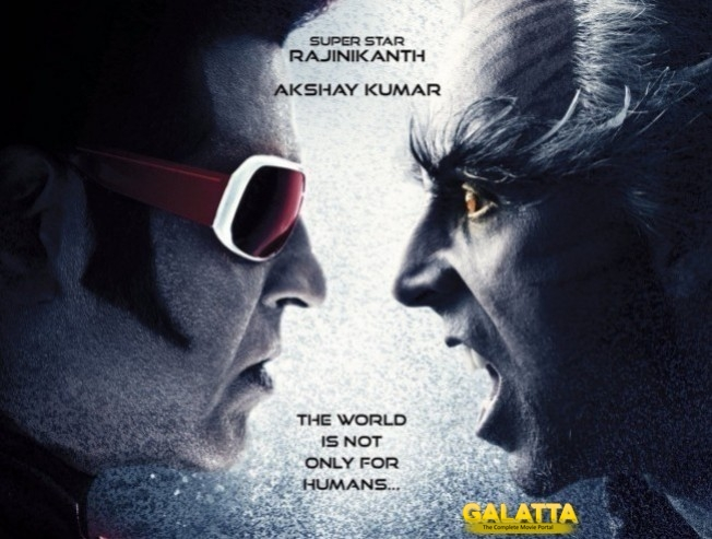 2 Point 0 Kerala Rights Bagged by August Cinemas Rajinikanth