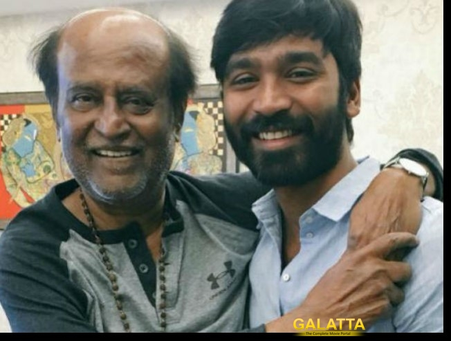 Dhanush To Direct Rajinikanth Vada Chennai Press Meet Speech