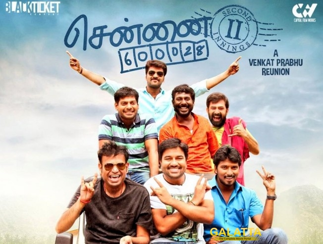 It's a clean U from Chennai 28 Second Innings