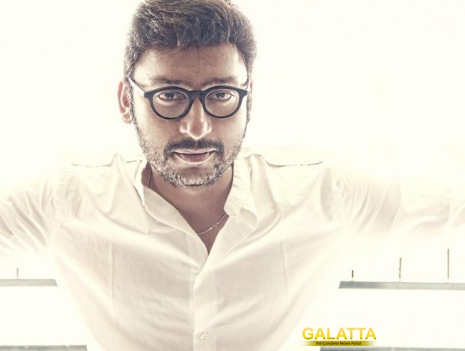 RJ Balaji emotional post about his grandfather