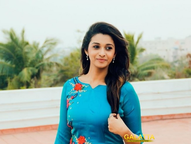 Official Word From Priya Bhavani Shankar on Signing Arulnidhi's Next