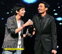 Dhanush and Anirudh to dance together?