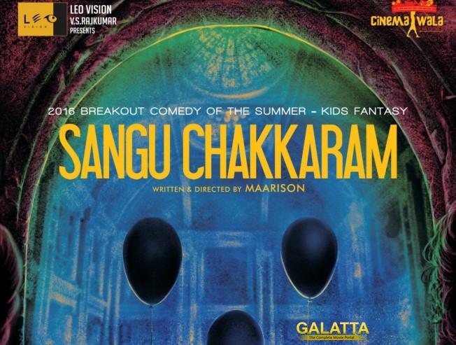 Sanguchakkaram is a fantasy thriller