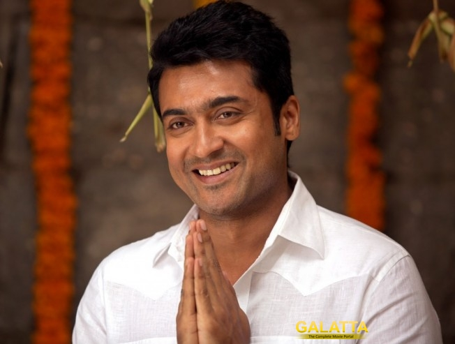 Suriya To Team Up With Director Hari For A Non-Singam Franchise Film
