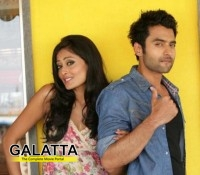 Jackky and Nidhi bonding in Goa!