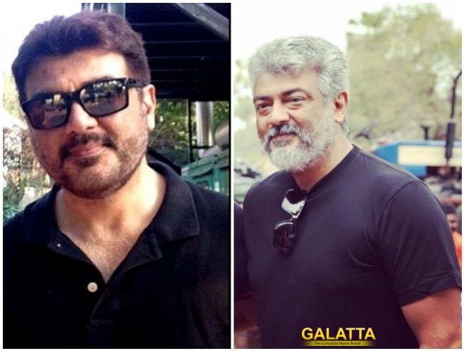 Thala Ajith To Sport Two Different Looks In Viswasam